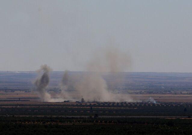 Çobanbey - IŞİD saldırı