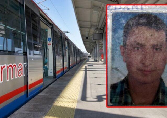 Marmaray'da çalışma yapan işçi Fatih Uysal elektrik akımına kapılarak hayatını kaybetti.