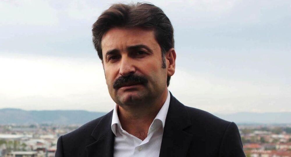 AK Parti Sakarya Milletvekili Ayhan Sefer Üstün