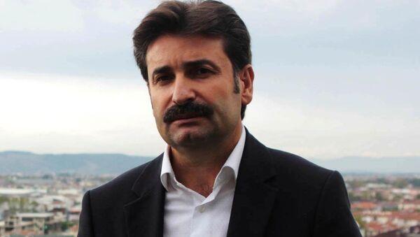 AK Parti Sakarya Milletvekili Ayhan Sefer Üstün - Sputnik Türkiye