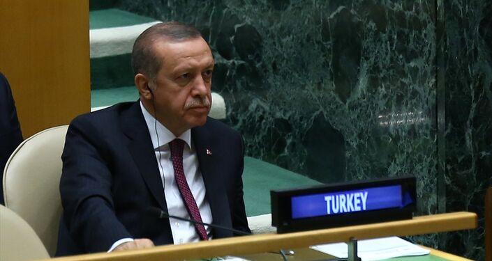 Cumhurbaşkanı Recep Tayyip Erdoğan, BM Genel Kurulu genel görüşmelerine katıldı.