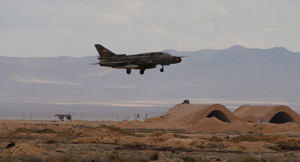 Suriye uçağı