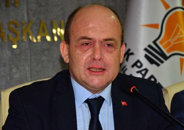 AK Parti Manisa İl Başkanı Zülfikar Gürcan