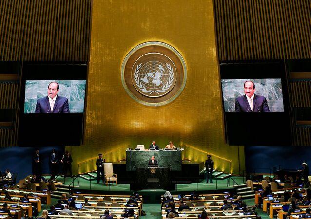 Mısır Cumhurbaşkanı Abdulfettah el Sisi,