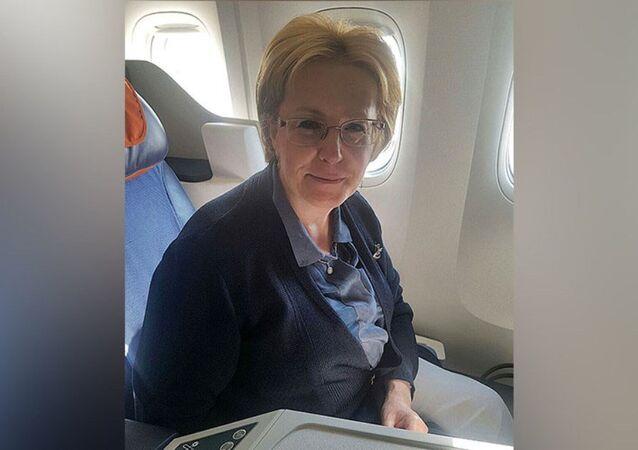 Rusya Sağlık Bakanı Veronika Skvortsova