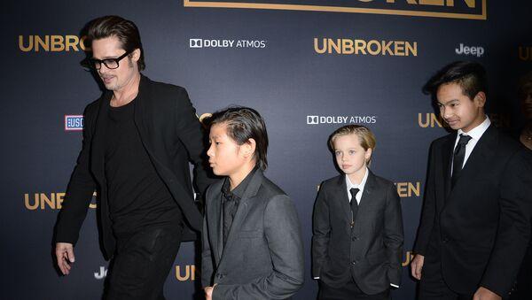 Brad Pitt - Sputnik Türkiye