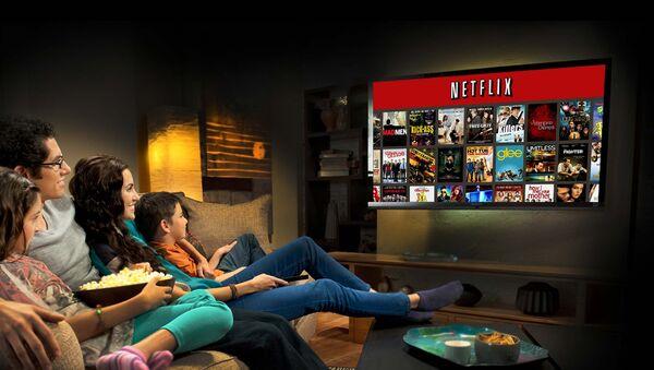 Netflix Türkçe - Sputnik Türkiye