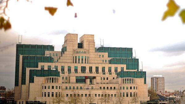 Londra, MI6 - Sputnik Türkiye