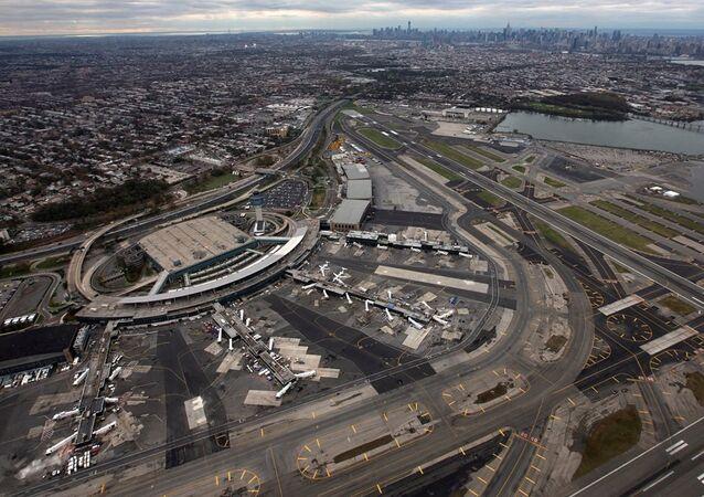 New York'taki LaGuardia Havalimanı