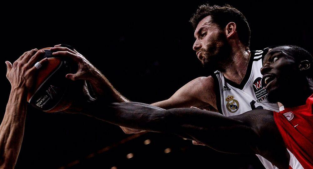 Final Four Basketbol Finali 2016