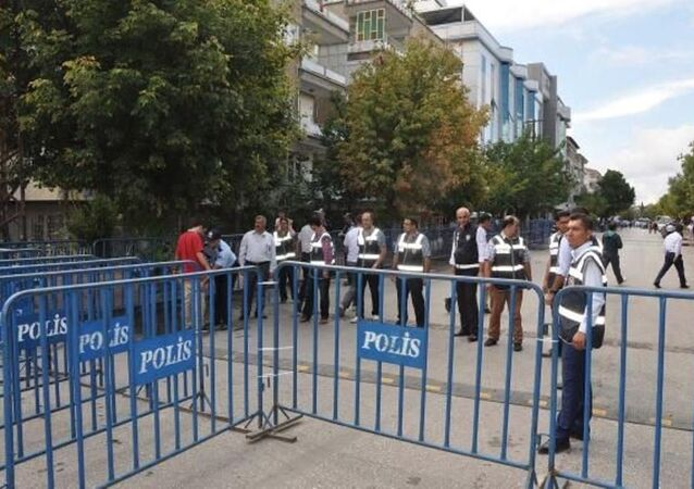 Gaziantep'te IŞİD önlemi