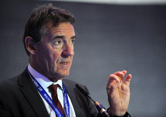 Jim O'Neill, BRIC, İngiltere Hazine Bakanı