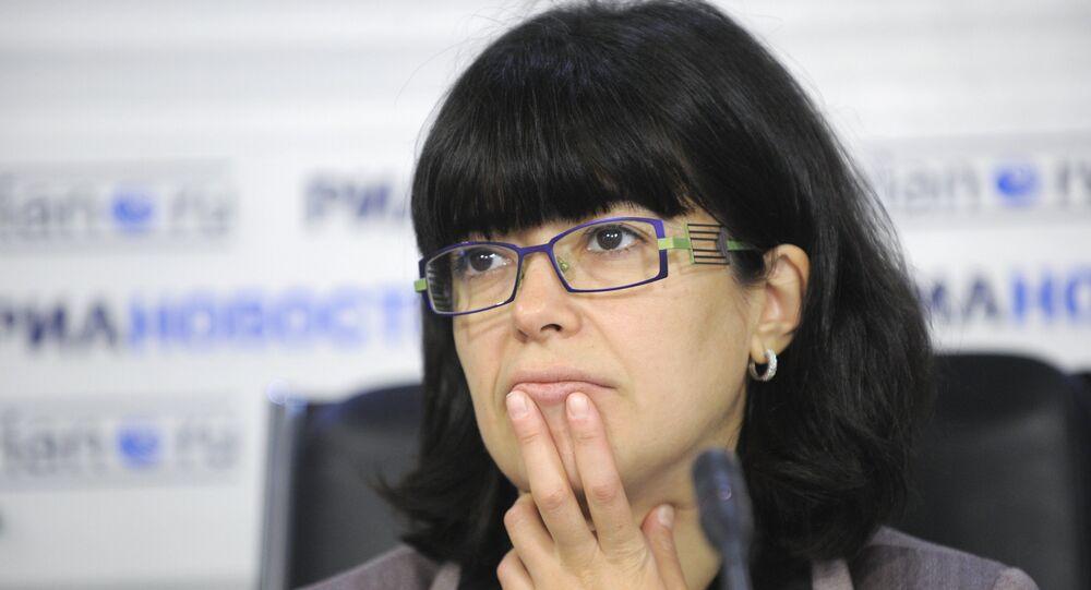 Rusya Tur Operatörleri Birliği (ATOR) Başkanı Maya Lomidze