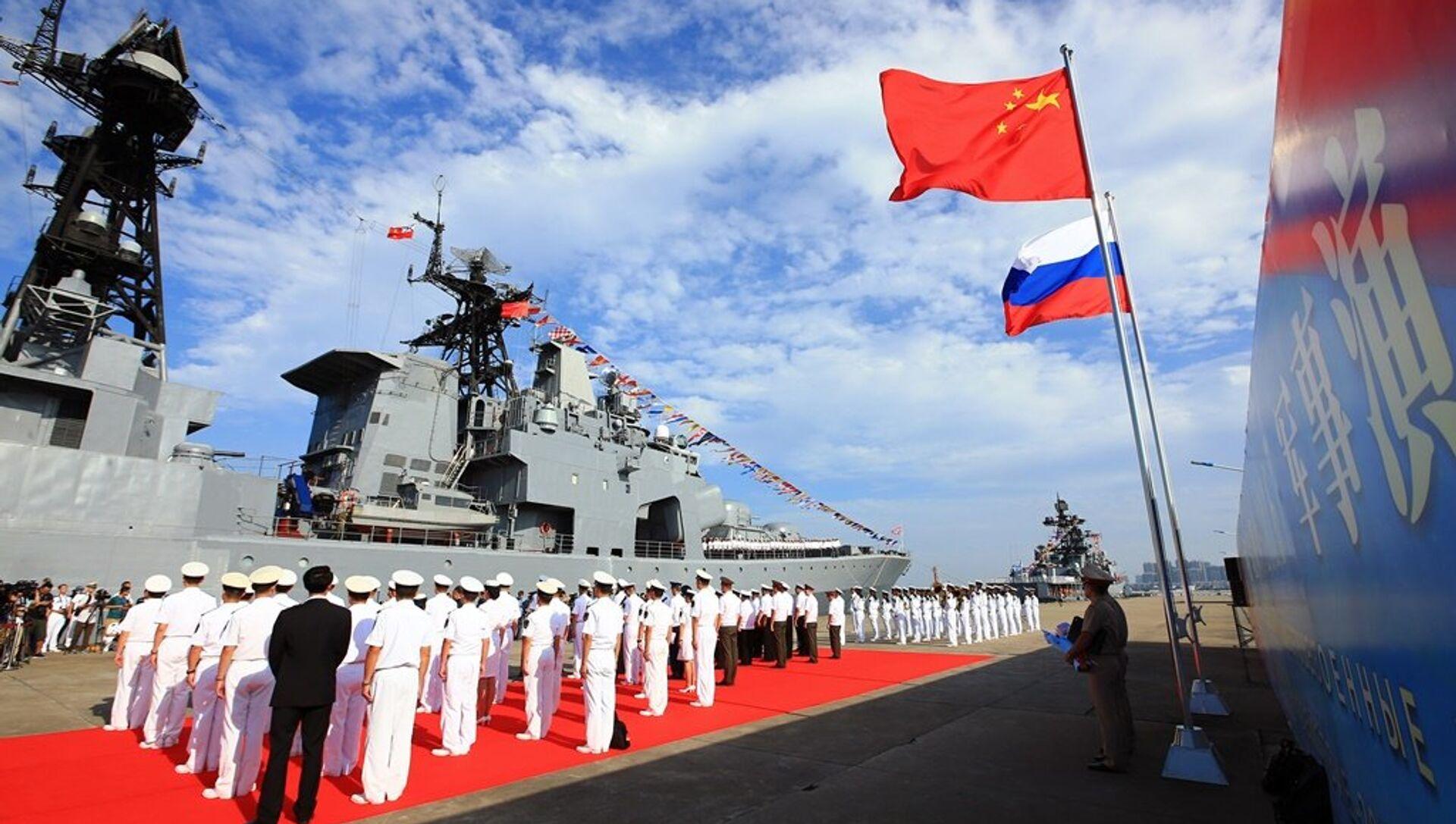 Rusya ve Çin ordusu - Sputnik Türkiye, 1920, 29.07.2021
