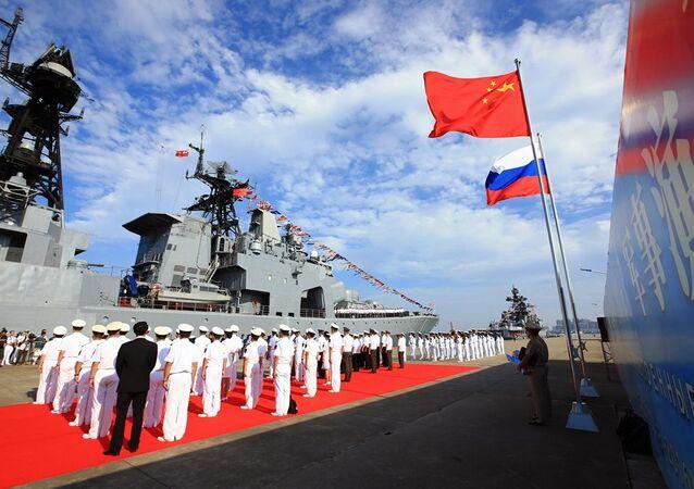Rusya ve Çin ordusu