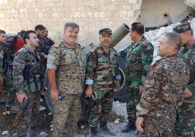 Suriye ordusu Halep'teki Handerat Kampı'nı ele geçirdi