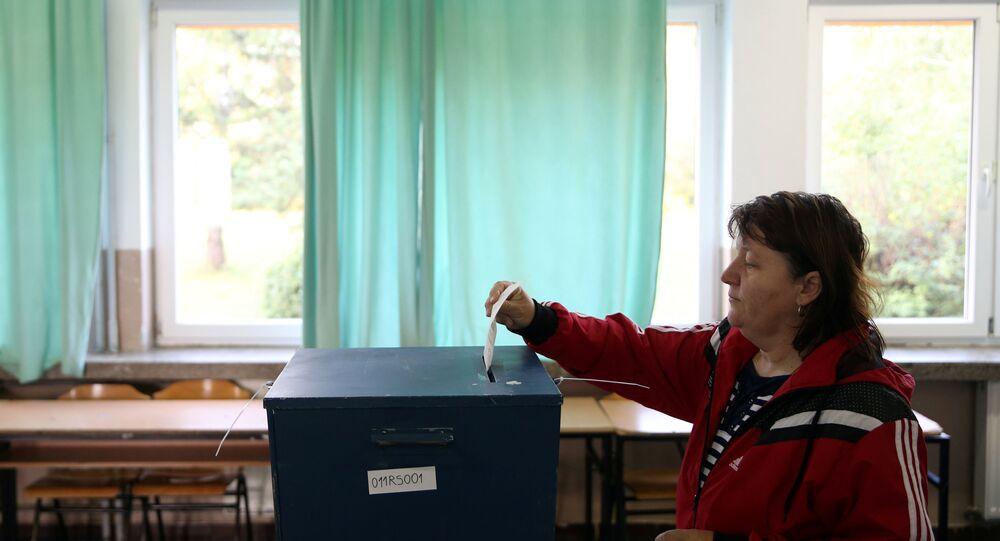 Sırp Cumhuriyeti'nde referandum