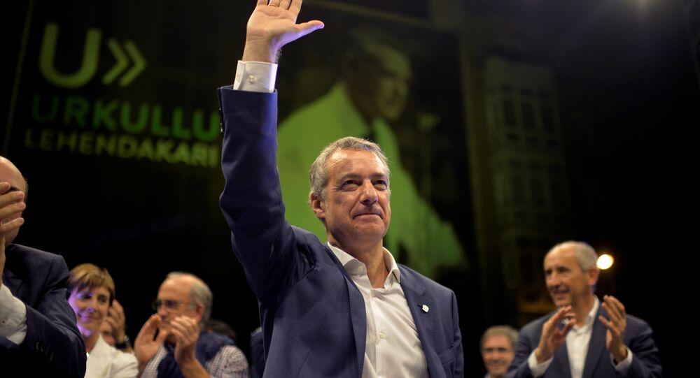 Bask'ta yerel seçimler
