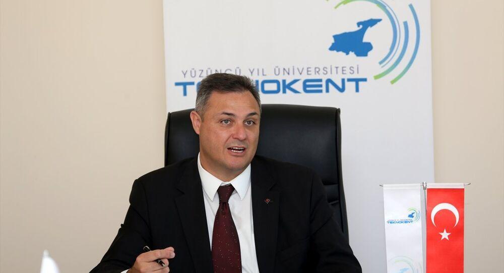 TÜBİTAK Başkanı Prof. Dr. Arif Ergin