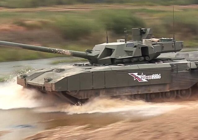Armata tankları