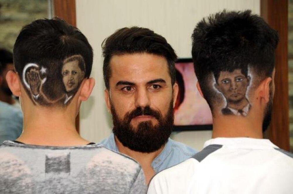 Erdoğan ve Halisdemir'i kafalarına kazıttılar