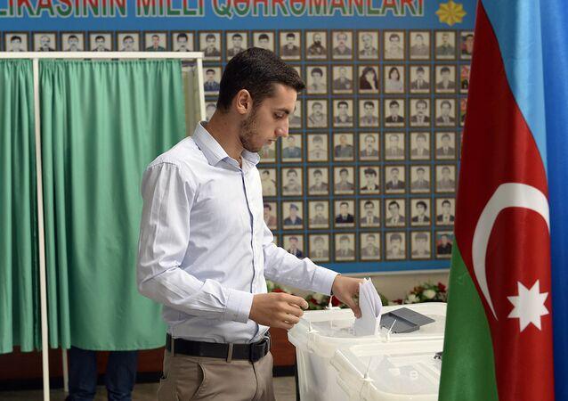Azerbaycan'da referandum