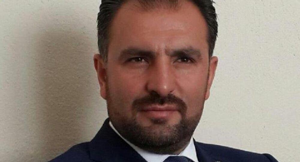 AK Parti İlçe Başkanı Halit Tosun