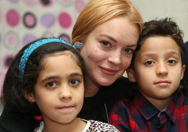 Lindsay Lohan, Türkiye