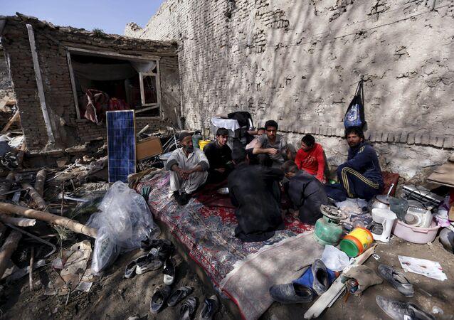 Afganistan-işkence