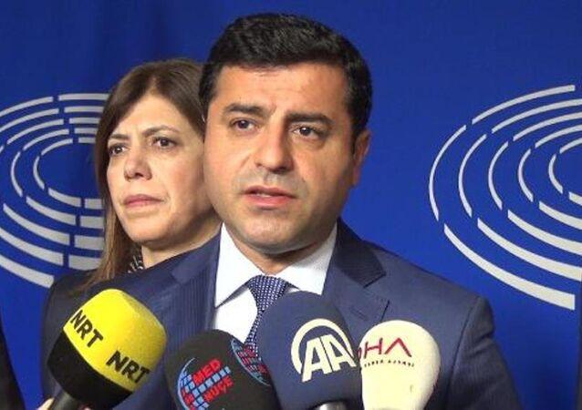 HDP-Selahattin Demirtaş