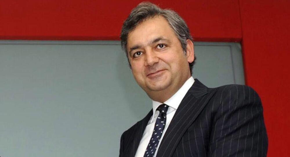 Doğan Medya Grubu Başkanı Mehmet Ali Yalçındağ