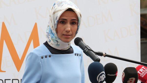Sümeyye Erdoğan - Sputnik Türkiye