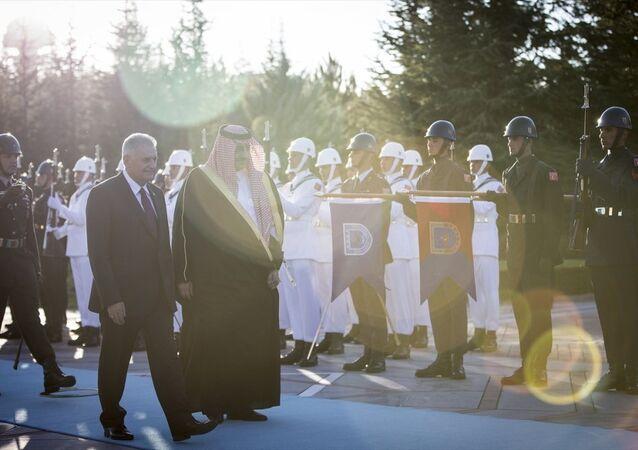 Suudi Arabistan Veliaht Prensi-Muhammed bin Nayif bin Abdülaziz Al Suud