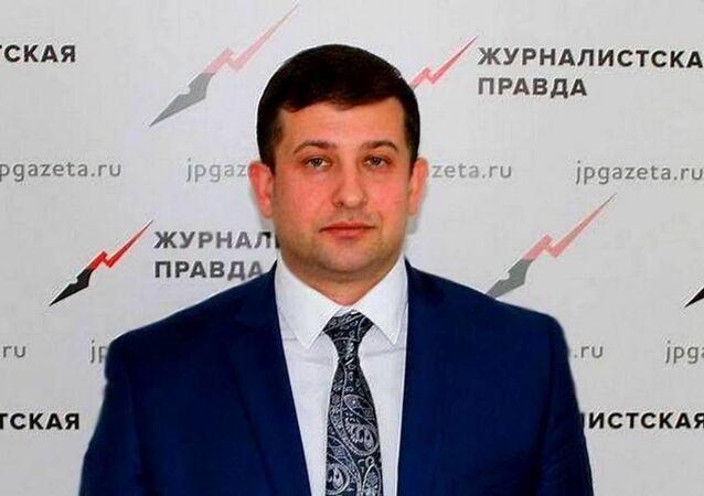 Prof. Dr. Andrey Manoylo