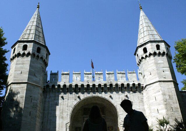 Topkapi Sarayı