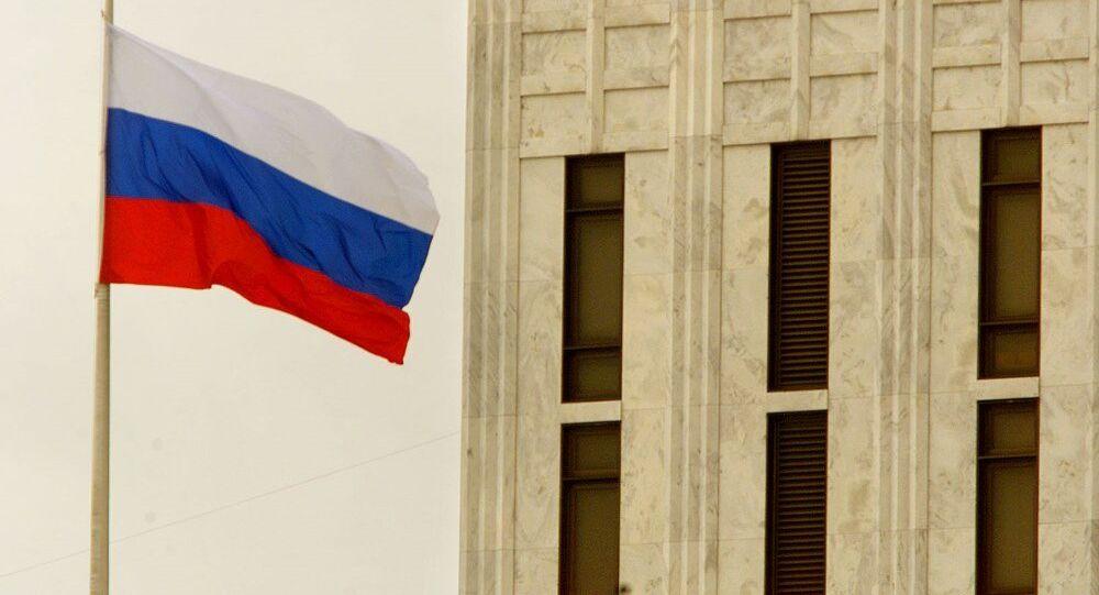 Washington-Rusya Büyükelçiliği