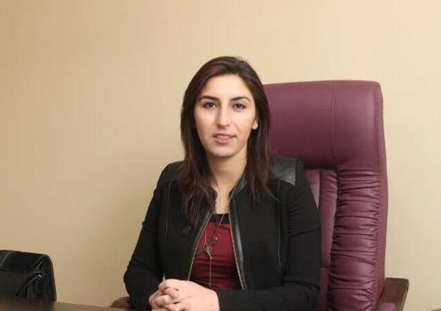 Saray Belediye Başkan Yardımcısı Zilan Aldatmaz