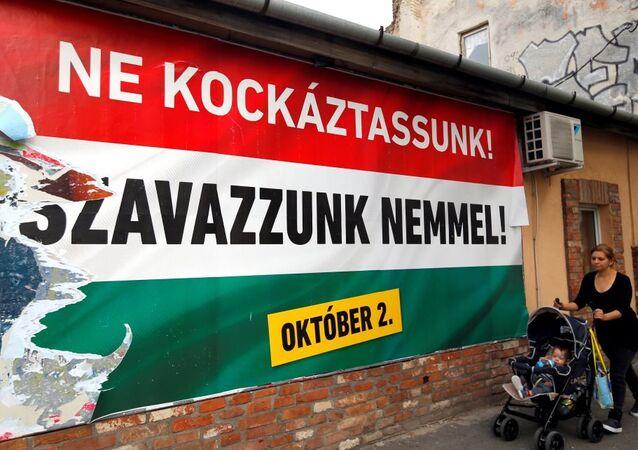 Macaristan sığınmacı referandumu