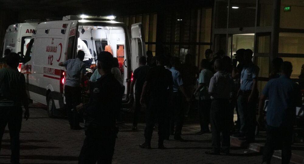 Kilis'e IŞİD'den roket saldırısı