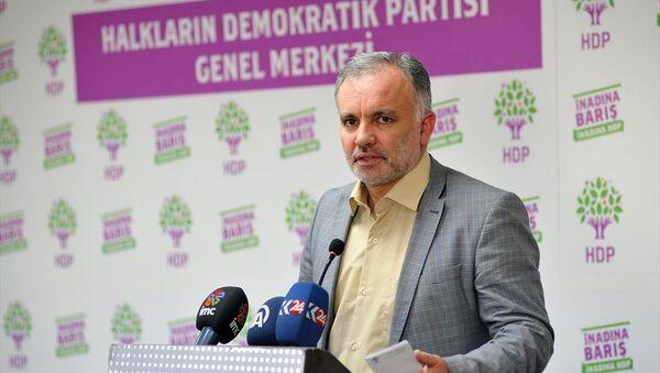 Ayhan Bilgen - Sputnik Türkiye