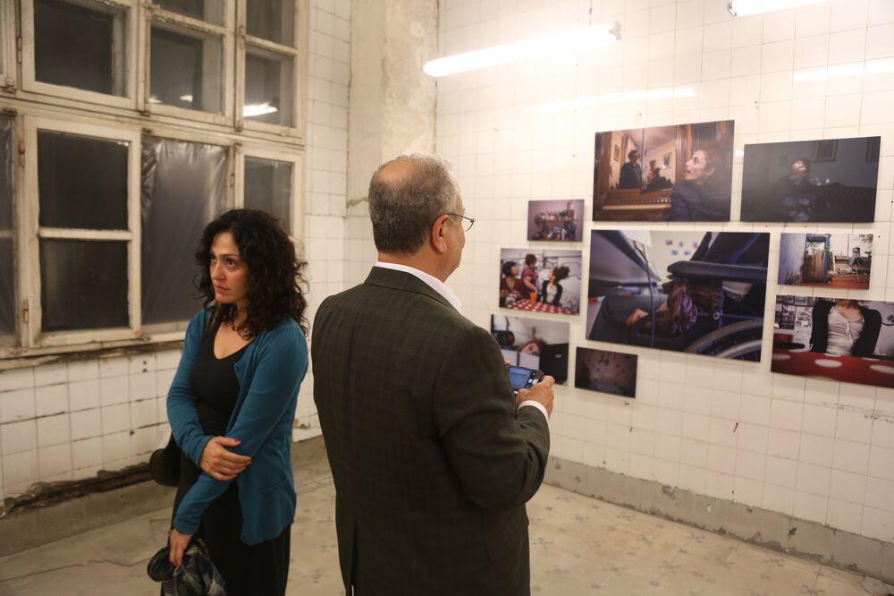 Andrey Stenin Fotoğrafçılık Yarışması kazananın çalışmaları İstanbul'da sergileniyor