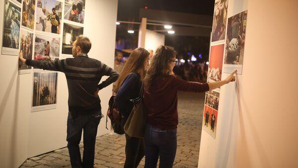 Andrey Stenin Fotoğrafçılık Yarışması kazananın çalışmaları İstanbul'da sergileniyor - Sputnik Türkiye