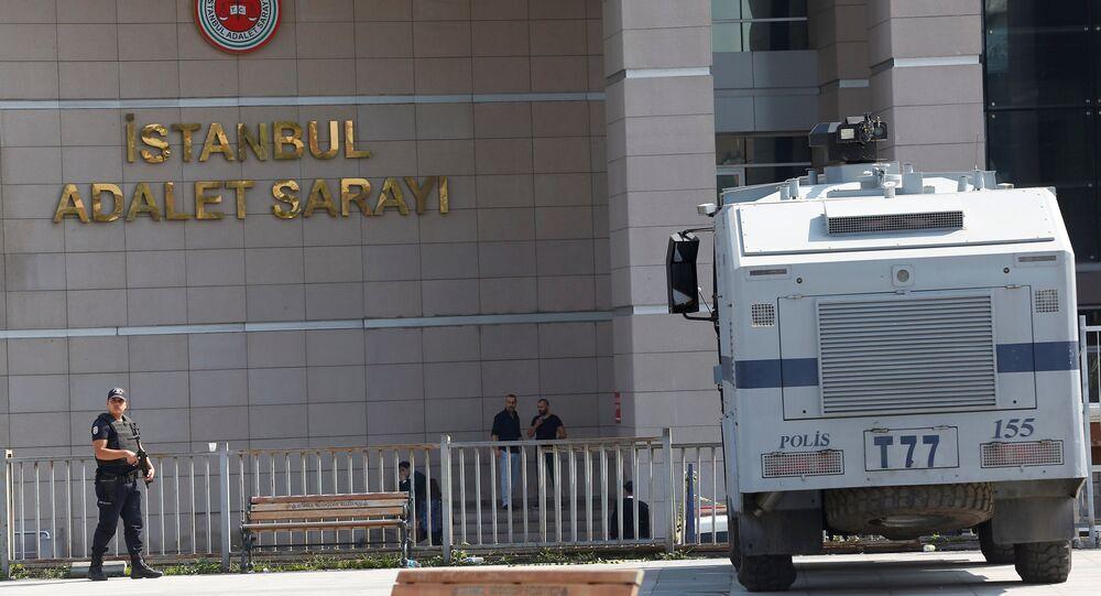 Çağlayan / İstanbul Adliyesi
