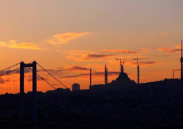 İstanbul / Çamlıca Camii