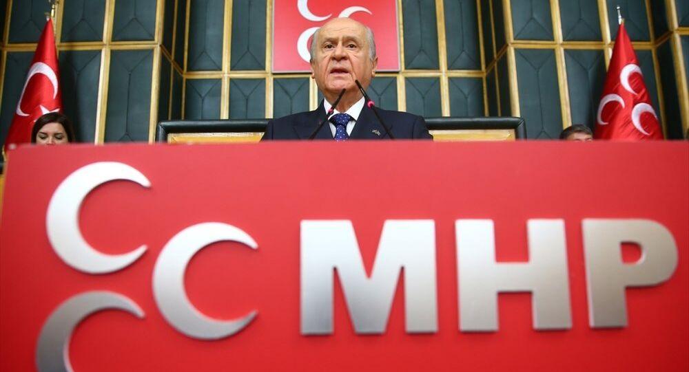 MHP Genel Başkanı-Devlet Bahçeli