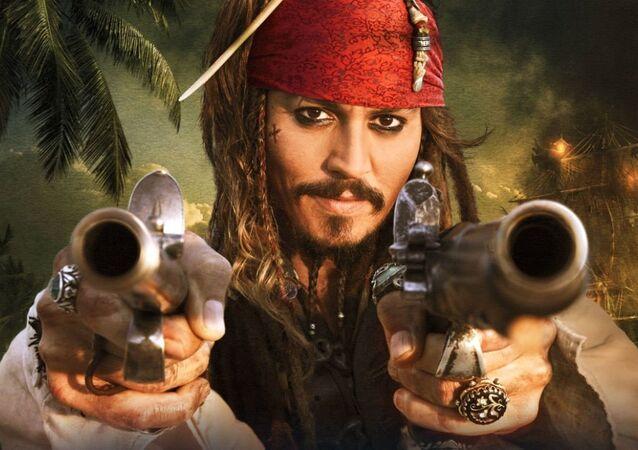 Karayip Korsanları - Johnny Depp