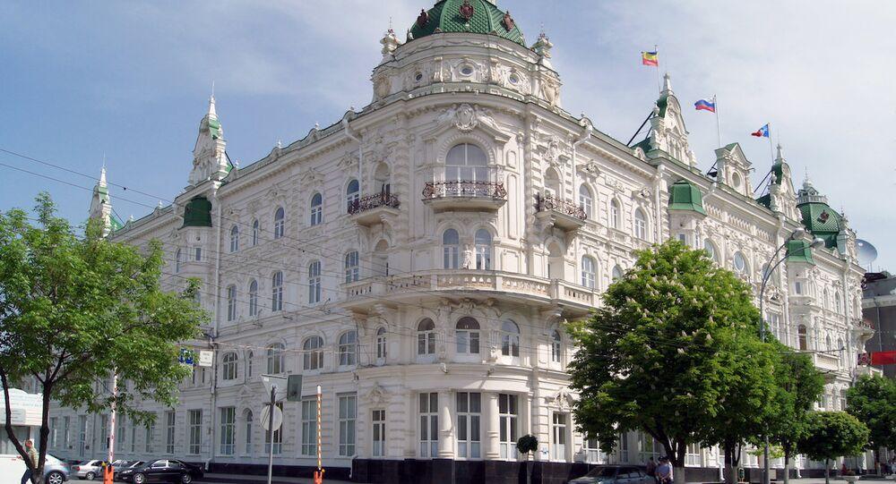 Rostov-na-Donu kenti Duma binası