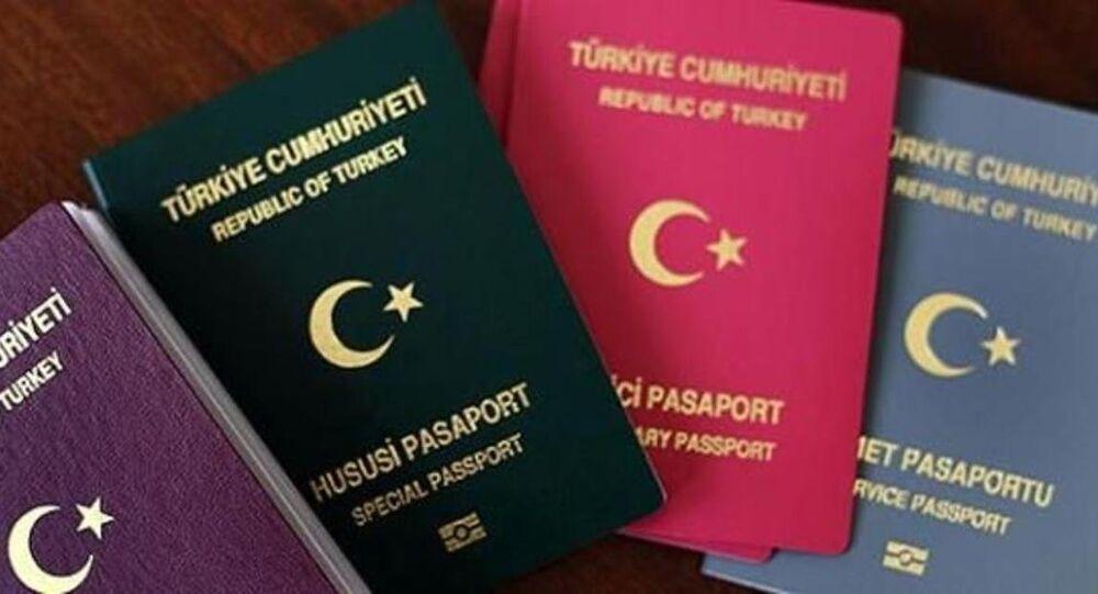Türkiye-pasaport