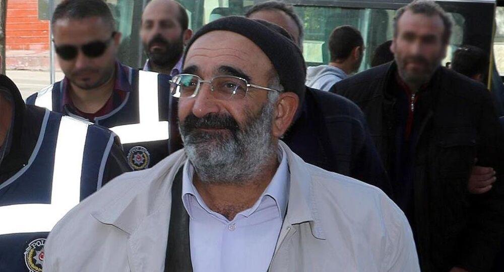 Fethullah Gülen'in amcasının oğlu Dursun Yaşar Gülen