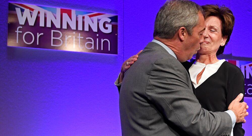 Nigel Farage - Diane James